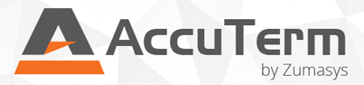 AccuTerm by Zumasys Homepage